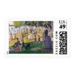 Georges Seurat - A Sunday on La Grande Jatte Postage
