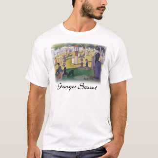 Georges Seurat - A Sunday on La Grande Jatte T-Shirt