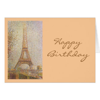 Georges Seurat Cards