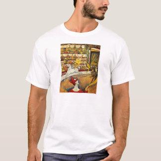 Georges Seurat - Der Zirkus - Circus T-Shirt