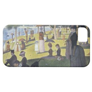 Georges Seurat Fine Art Painting iPhone 5 Case