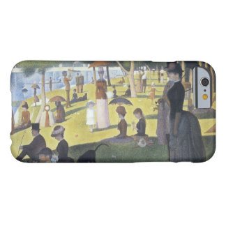Georges Seurat Fine Art Painting iPhone 6 case