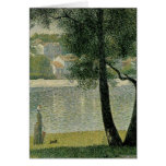 Georges Seurat Greeting Cards