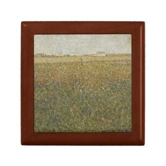 Georges Seurat - La Luzerne, Saint-Denis Gift Box