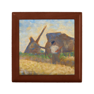 Georges Seurat - Les Terrassiers Gift Box