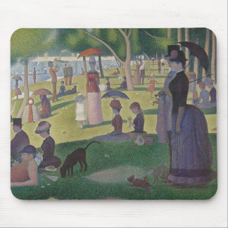 Georges Seurat Mouse Pad