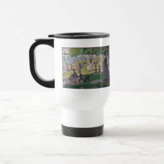 Georges Seurat 15 Oz Stainless Steel Travel Mug