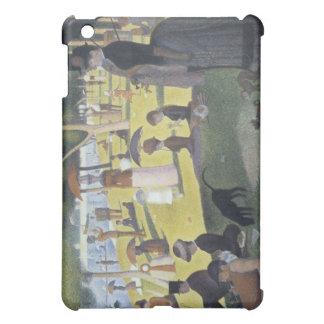 Georges Seurat Painting Fine Art iPad Case