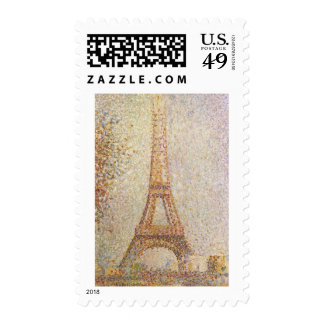 Georges Seurat Postage Stamps