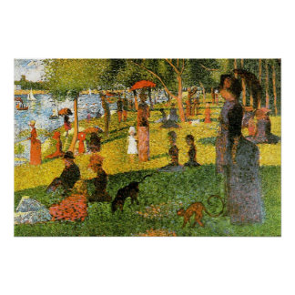 Georges Seurat Poster
