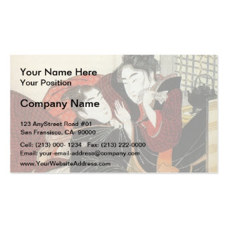 Georges Seurat- Stone Breaker and Wheelbarrow Business Card Templates