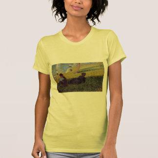 Georges Seurat- Study for l'île de la Grande Jatte Shirts