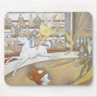 Georges Seurat - The Circus Mouse Pad