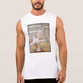 Georges Seurat - The Circus Sleeveless Shirt
