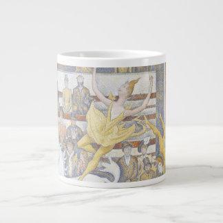 Georges Seurat - The Circus Jumbo Mug