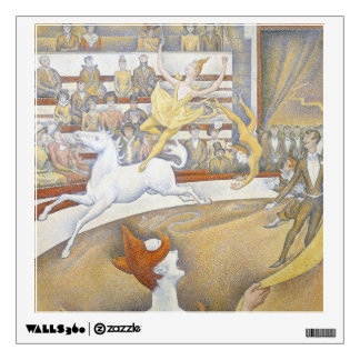 Georges Seurat - The Circus Wall Sticker