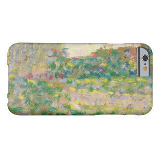 Georges Seurat - The Seine at Courbevoie Barely There iPhone 6 Case