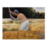 Georges Seurat- The Stone Breaker Post Cards
