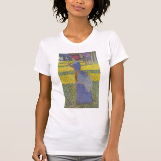 Georges Seurat- Woman with Umbrella Tshirts