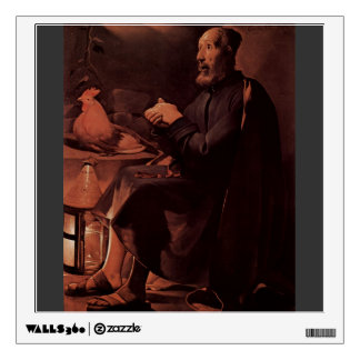 Georges Tour- The Tears of St Peter Wall Decals