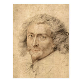 Georges Villiers by Paul Rubens Post Card