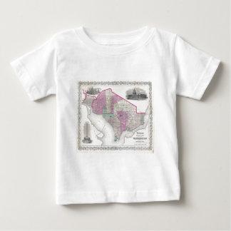 Georgetown and Washington DC Baby T-Shirt