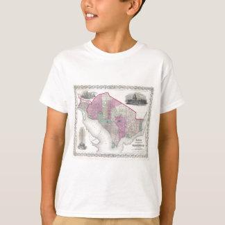Georgetown and Washington DC T-Shirt