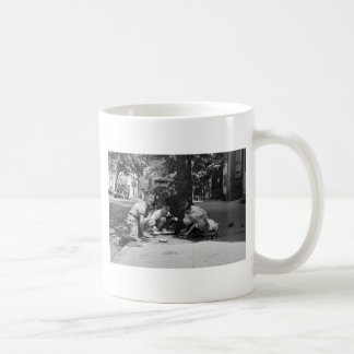 Georgetown Boys, 1930s Coffee Mugs