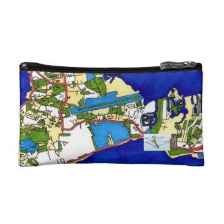Georgetown, Cayman Islands Cosmetic Bag