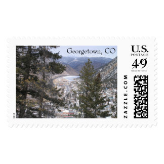 Georgetown Colorado, Georgetown, CO Stamps