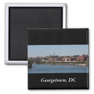 Georgetown, DC Fridge Magnets