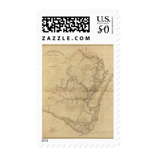 Georgetown District, South Carolina Postage