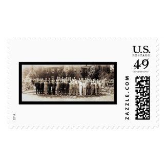 Georgetown Dumbarton Photo 1944 Postage Stamp
