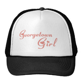 Georgetown Girl tee shirts Trucker Hat