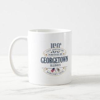 Georgetown, Illinois 150th Anniversary Mug