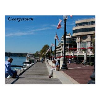 Georgetown Postcard