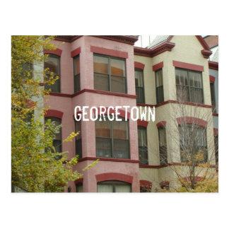 Georgetown Post Card
