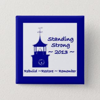 Georgetown SC Fire Commemorative Pin Button