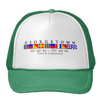 Georgetown SC Marine Signal Flag Cap