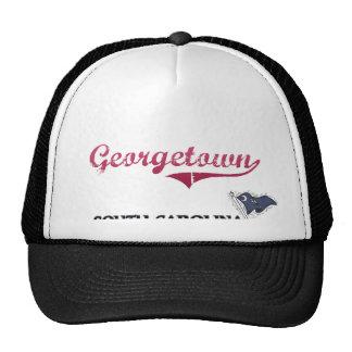 Georgetown South Carolina City Classic Trucker Hat