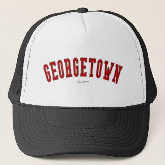 Georgetown Trucker Hat