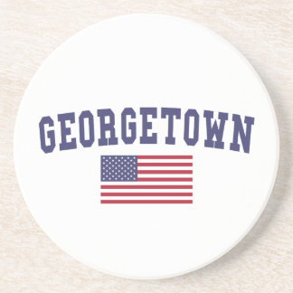 Georgetown US Flag Coaster