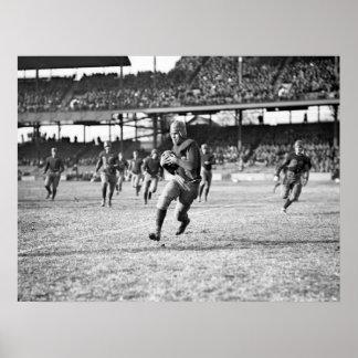 Georgetown vs. Bucknell, 1923 Poster