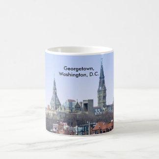Georgetown, Washington, D.C. Classic White Coffee Mug