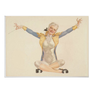 Georgette Washington Poster