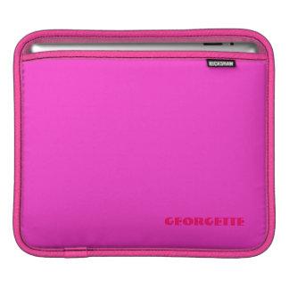 Georgette's ipad sleeve