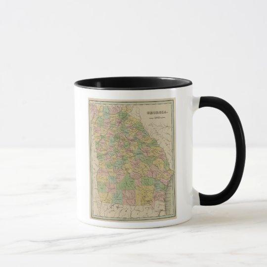 Georgia 10 mug