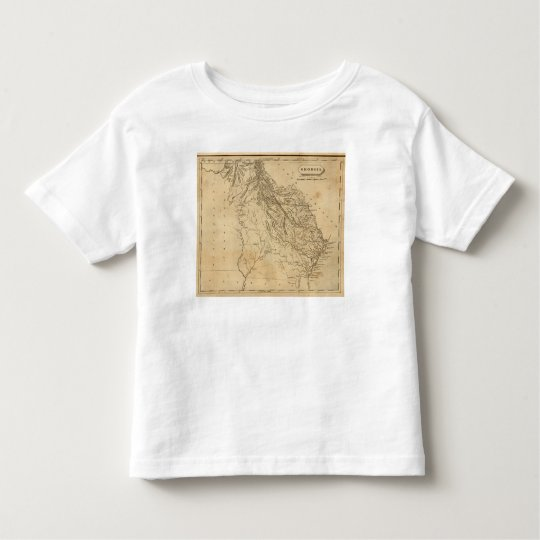 Georgia 12 toddler t-shirt