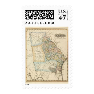 Georgia 13 stamp