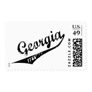 Georgia 1788 stamps